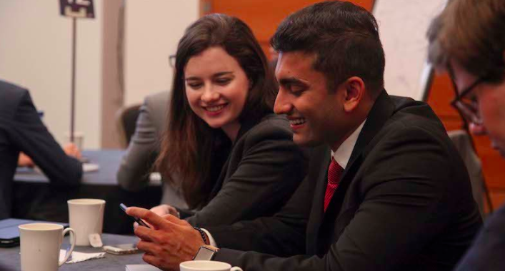 Forecasting Revenue and Helping Finance Solar Power? It's All In a Day's Work for Deutsche Bank Interns