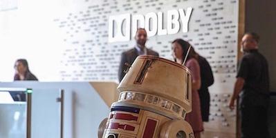 Dolby interns 2